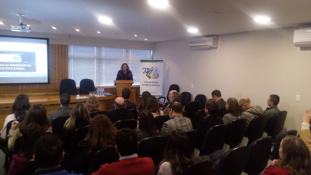 Iniciativa do TRE-RS que foca em segurança, tecnologia e consciência cidadã nas Eleições 2020 chega à Serra
