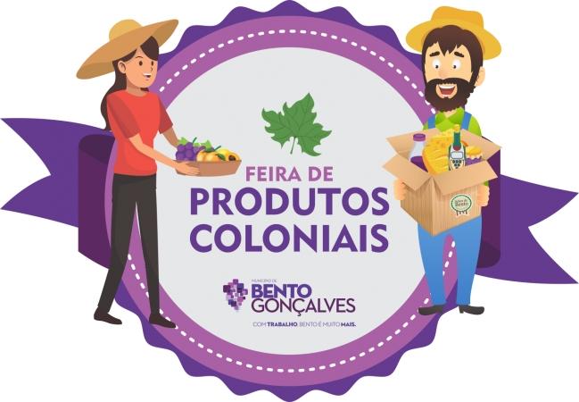 Prefeitura de Bento lança Feira de Produtos Coloniais