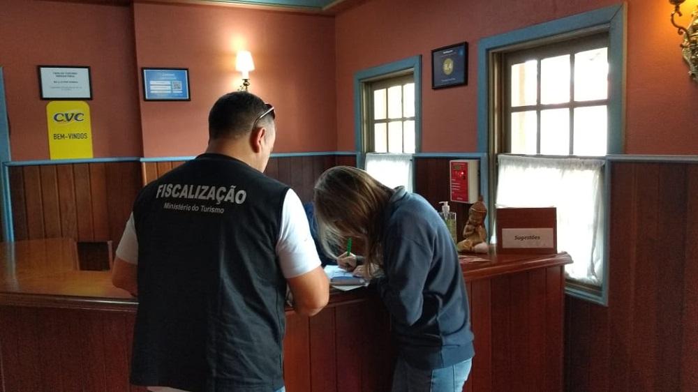 MTur fiscaliza hospedagens em Gramado e Canela
