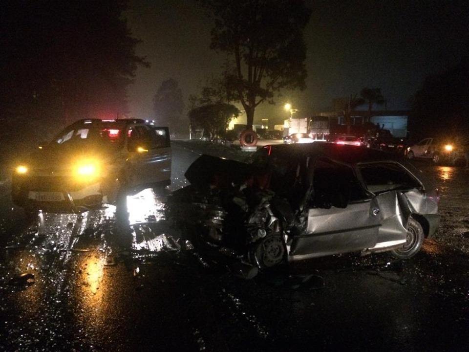 Homem morre em acidente de trânsito na BR-470 em Nova Prata