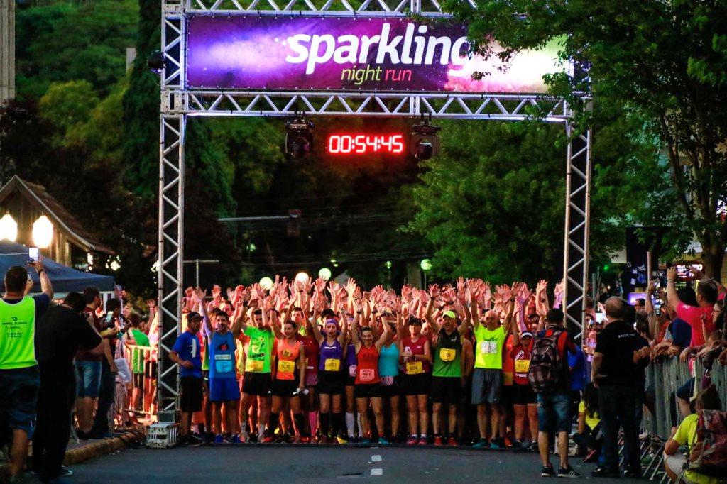 Marcas reforçam aposta assertiva na Sparkling Night Run 2019