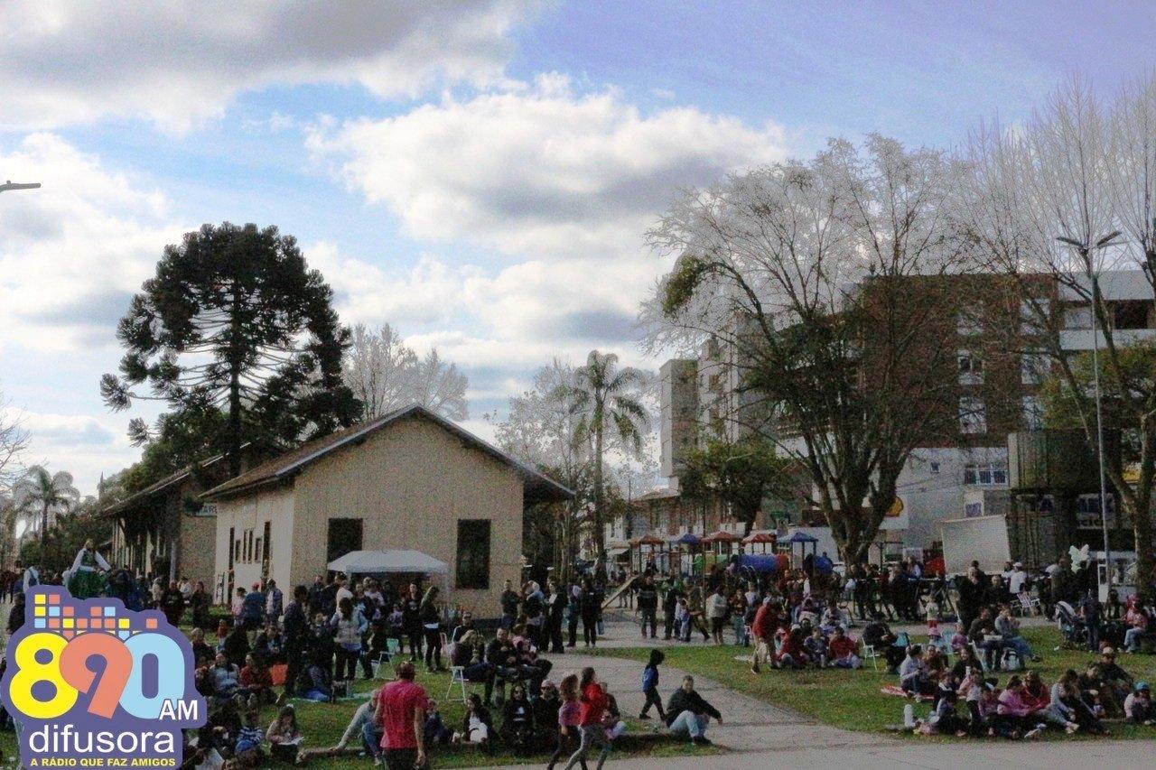 Festival Terra das Crianças abre a programação dos 60 anos de Carlos Barbosa