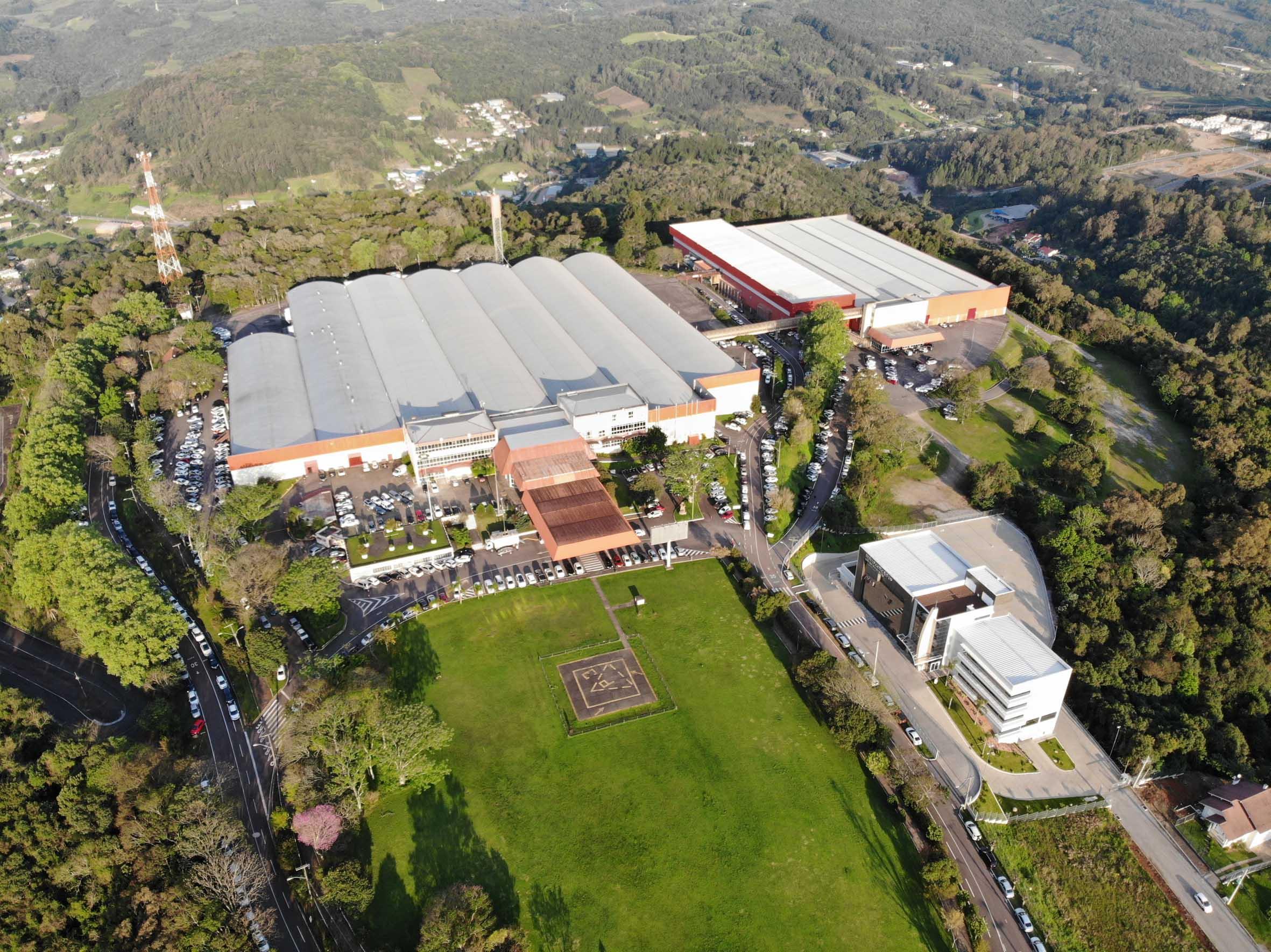 Parque de Eventos de Bento Gonçalves tem agenda recorde em 2019