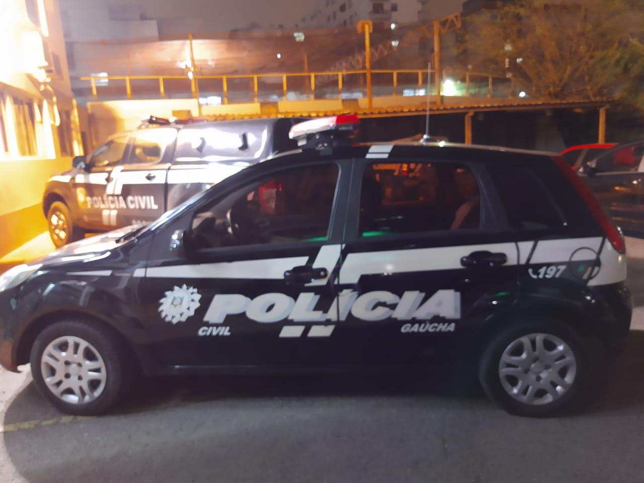 Operação da Polícia Civil de Bento resulta em prisão, apreensões de armas e munições