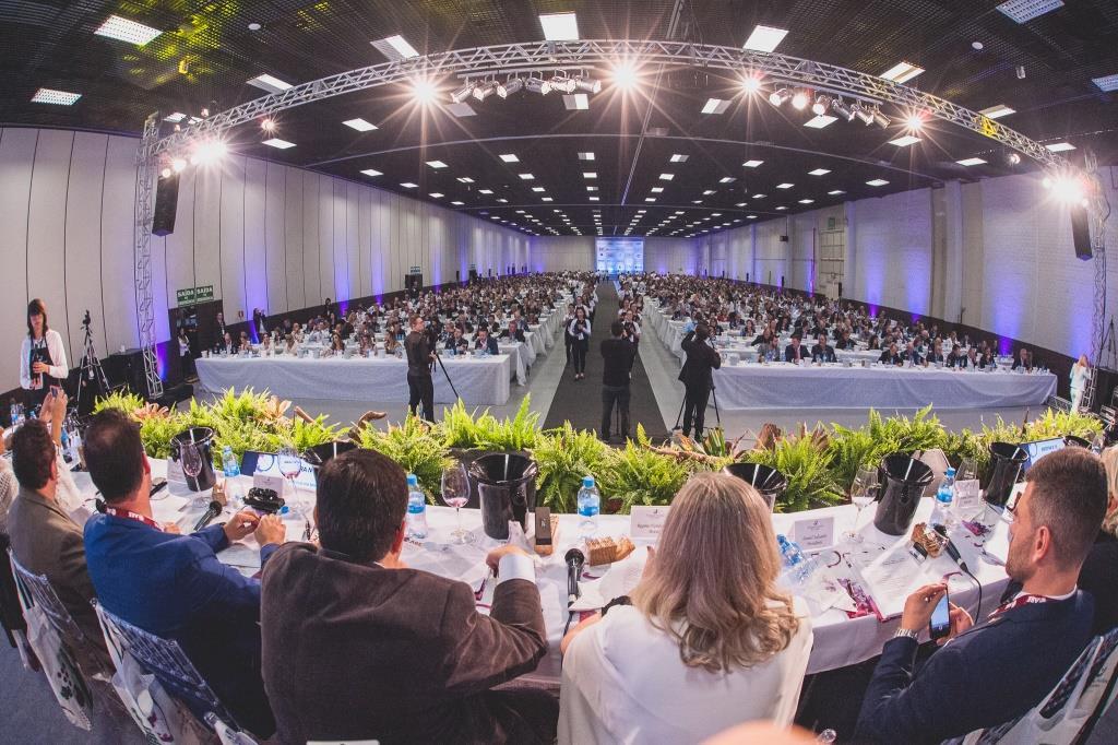 27ª Avaliação Nacional de Vinhos reúne mil apreciadores em Bento