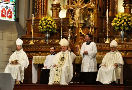 Dom José Gislon é empossado bispo da Diocese de Caxias do Sul