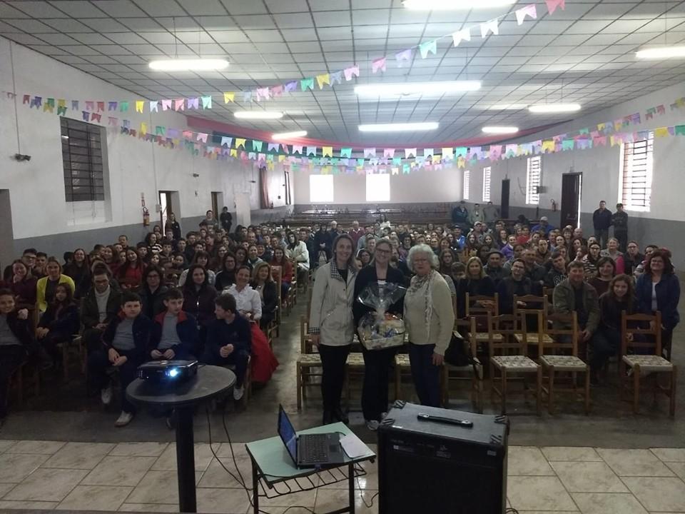 DEAM de Bento Gonçalves participa de atividades em Coronel Pilar