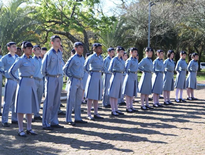 Instituições de de Caxias do Sul e Alvorada são as primeiras a adotar modelo cívico-militar no RS