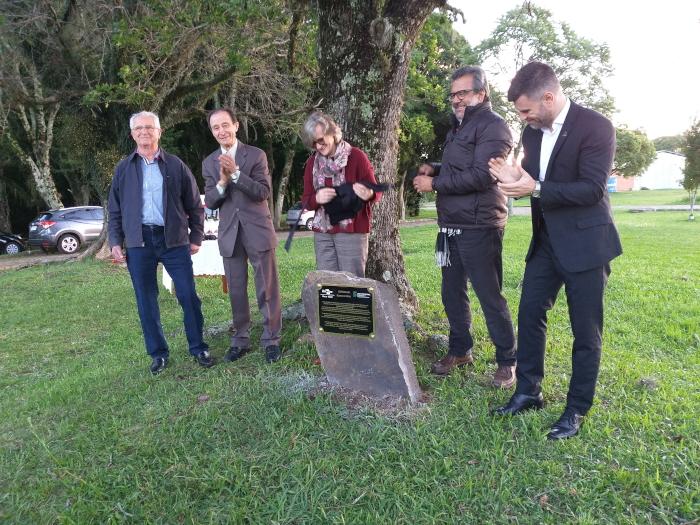 Enólogos são homenageados pelo Instituto Federal do Rio Grande do Sul (IFRS) – Campus Bento Gonçalves