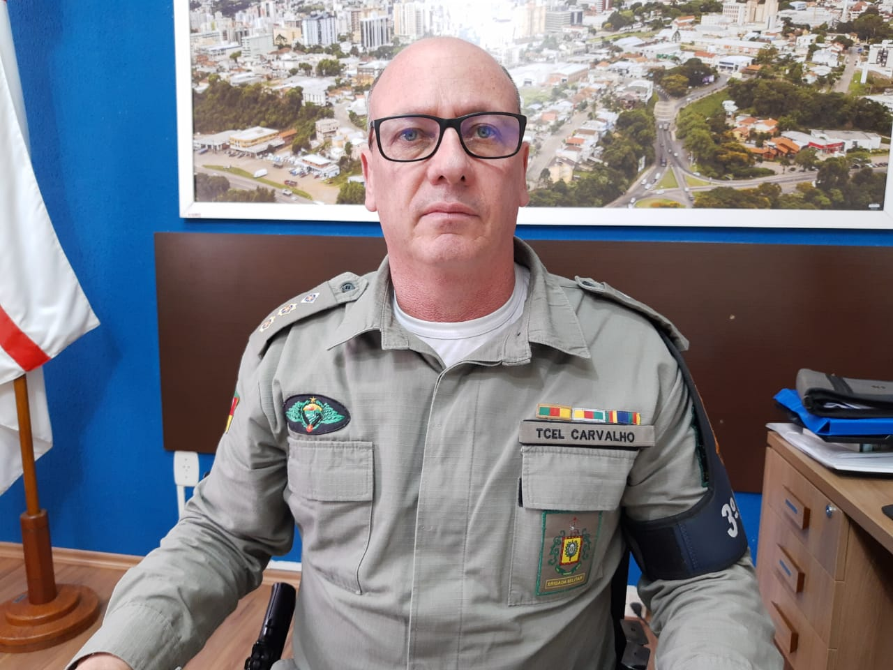 Comando do 3º BPAT emite nota sobre os índices de criminalidade em Bento