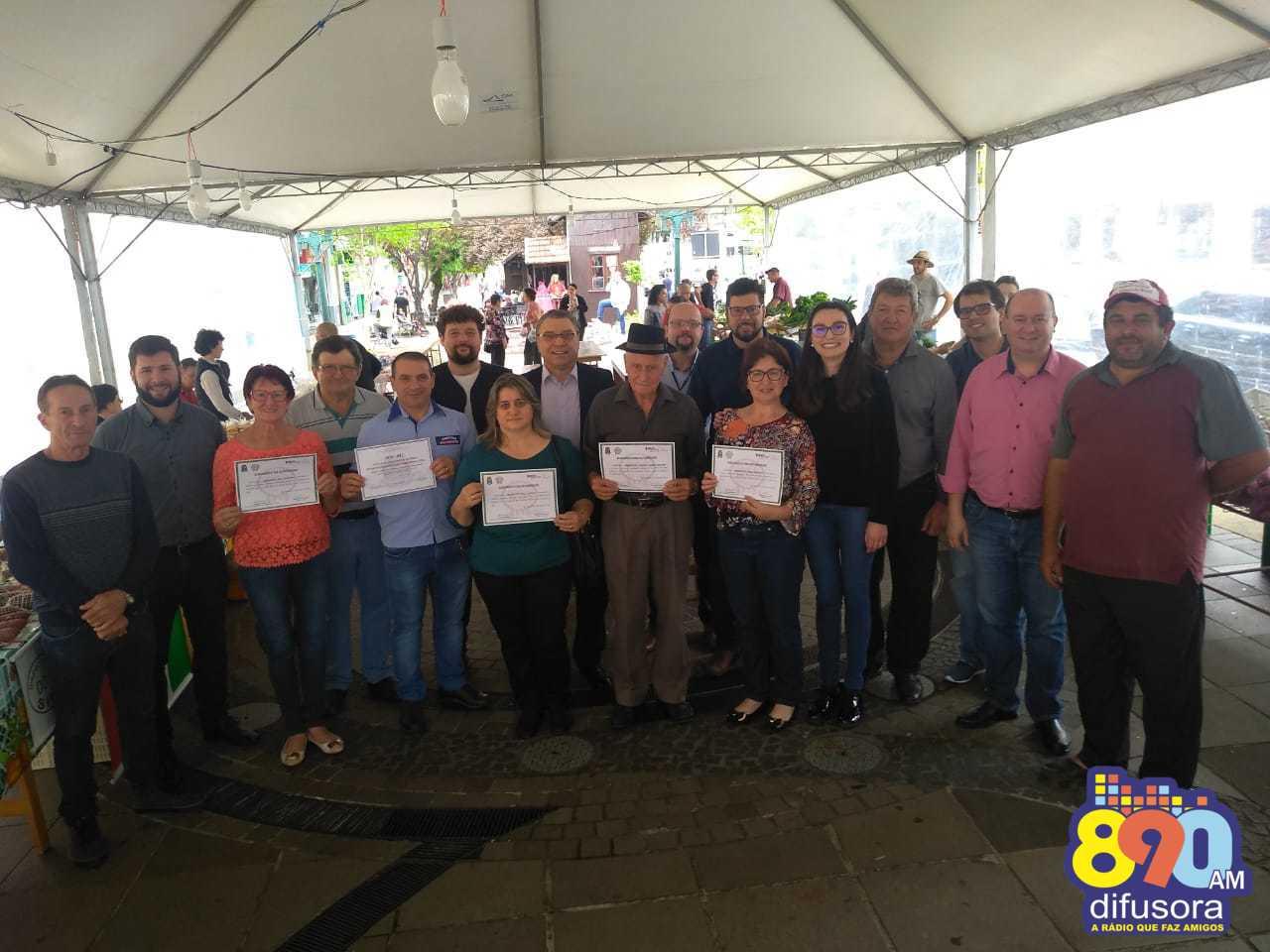Mais quatro agroindústrias são certificadas pelo Selo Sabor de Bento