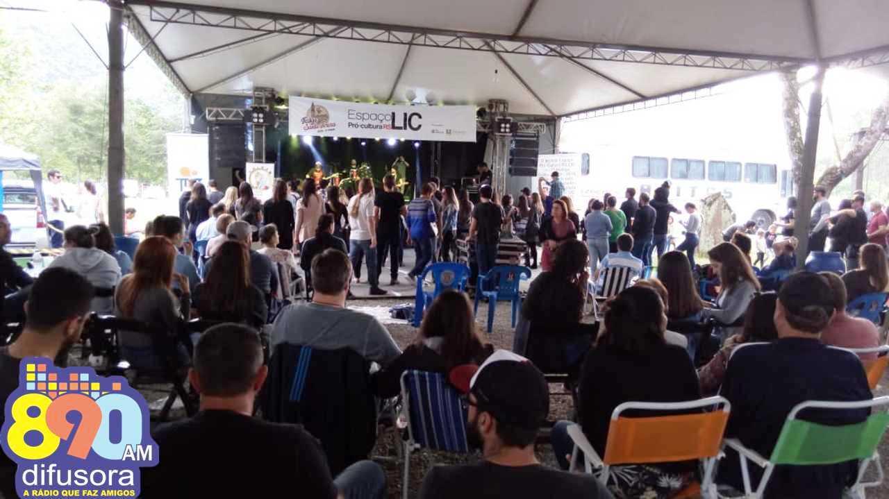 1ª edição do Festeja Santa Tereza contagia comunidade local e regional
