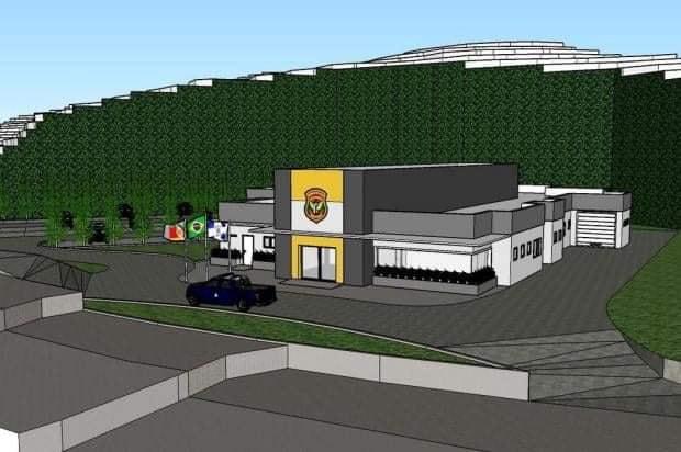 Nova sede do 3º BRBM será inaugurada nesta quinta em Garibaldi