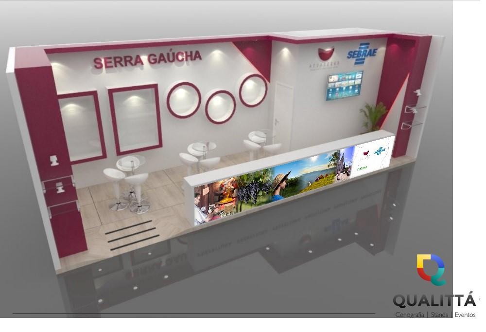 Nove municípios da Região Uva e Vinho marcam presença no Festuris 2019