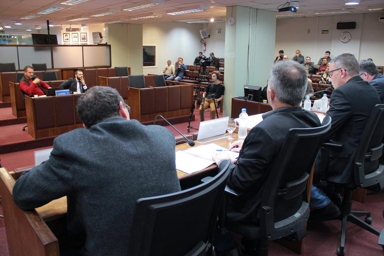 Câmara de Bento vota pedido de abertura de processo de cassação de parlamentar na segunda-feira, dia 21