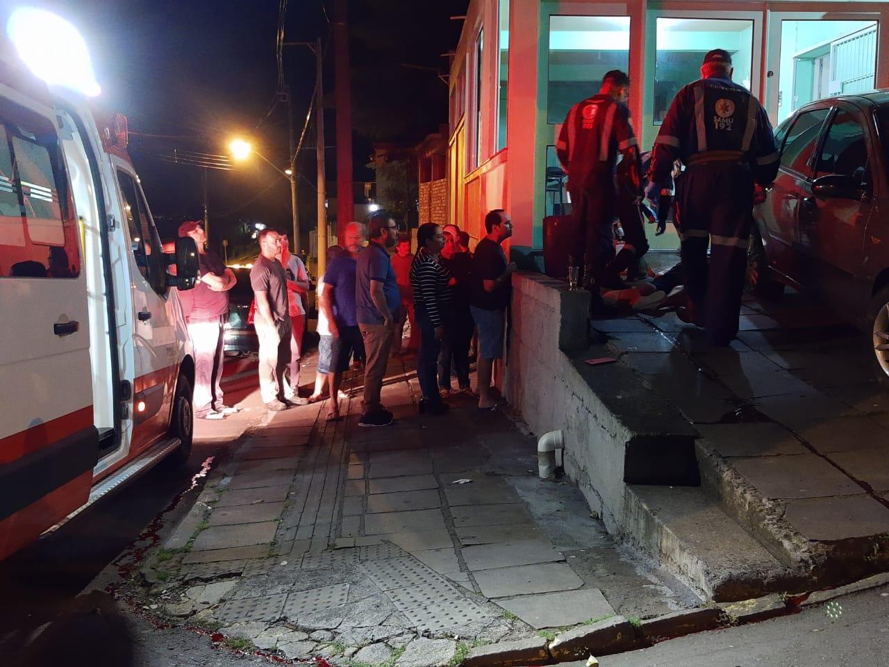 Homem é morto a tiros no bairro Aparecida em Bento Gonçalves
