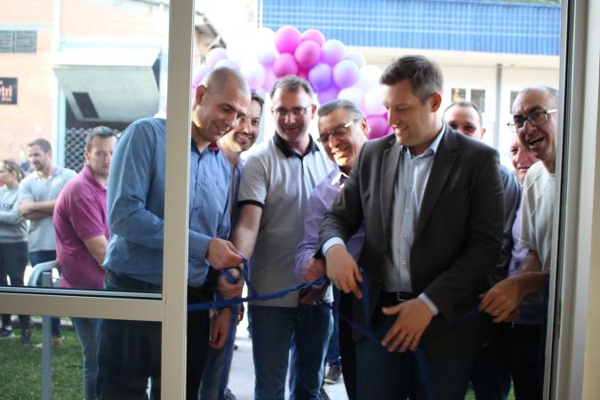 Nova sede do CREAS é entregue para a comunidade em Bento