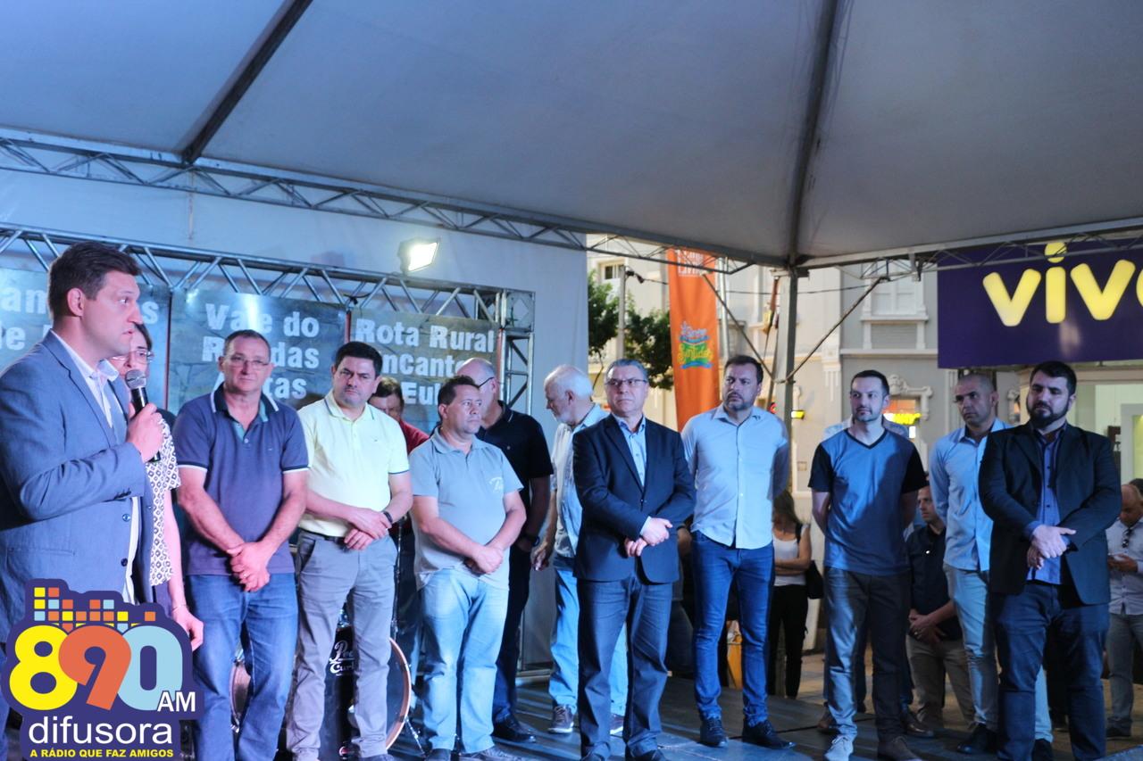 Comunidade de Bento Gonçalves festeja os 129 anos de emancipação política