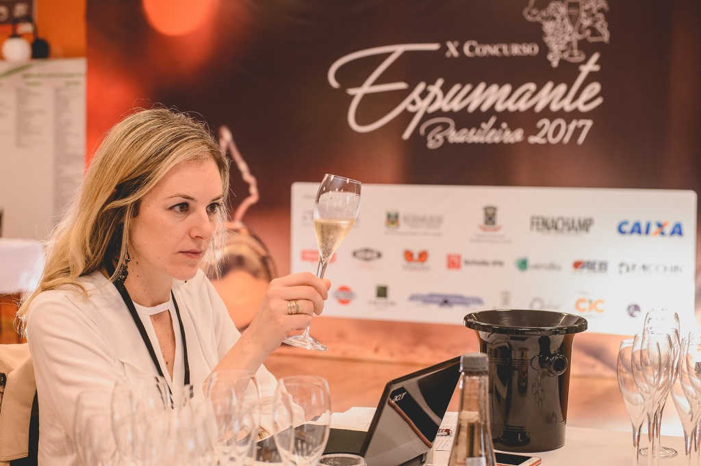 Concurso do Espumante Brasileiro registra recorde de amostras inscritas