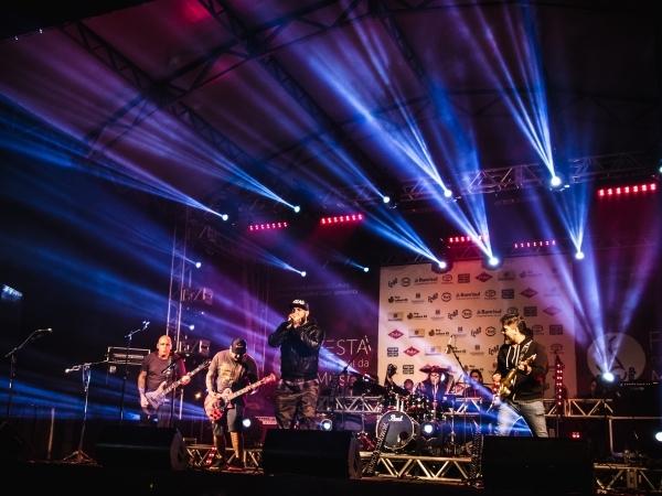 Shows nacionais movimentam a Festa da Música nesta terça-feira em Bento