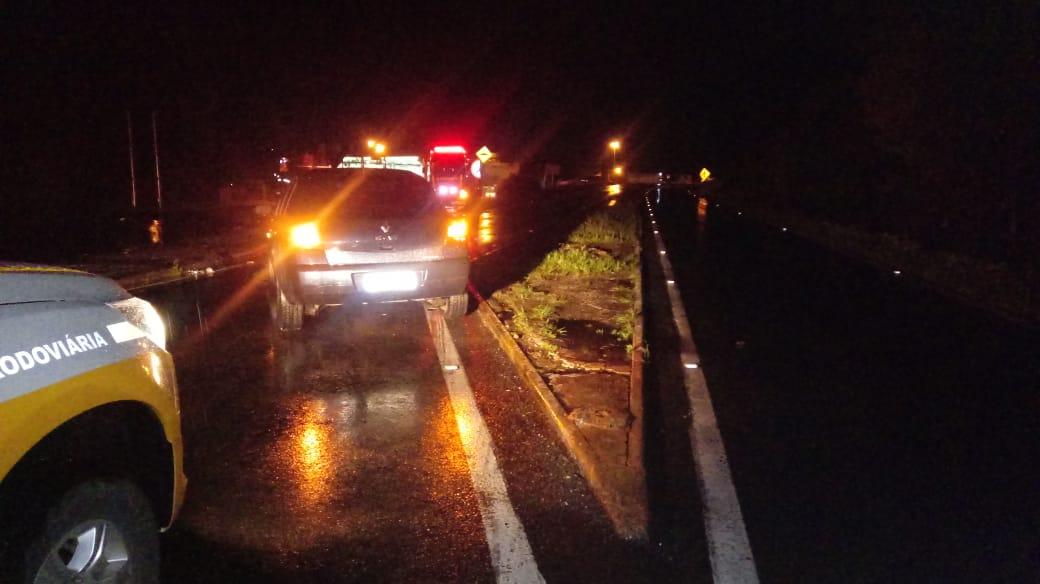Grupo Rodoviário da Brigada Militar registra três acidentes na rodovias da região