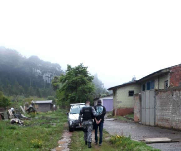 POE prende homem em operação na cidade de Veranópolis