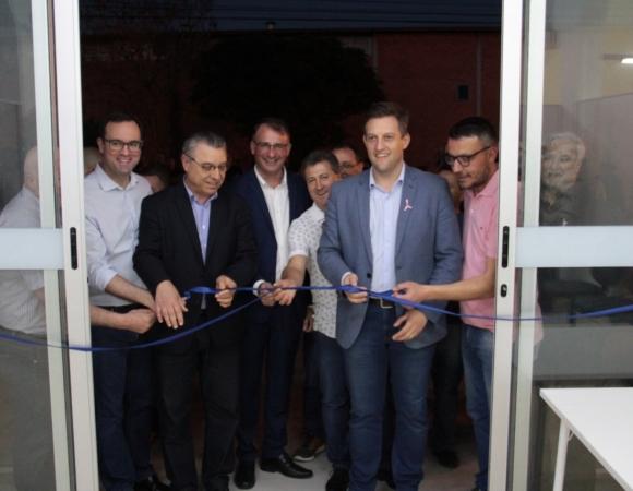Unidade básica de Saúde é inaugurada no bairro São João em Bento