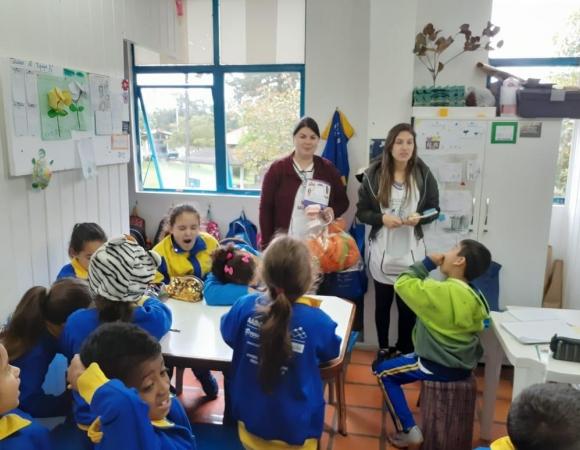 Setor de Saúde Bucal realiza atividades de prevenção à cárie em Bento