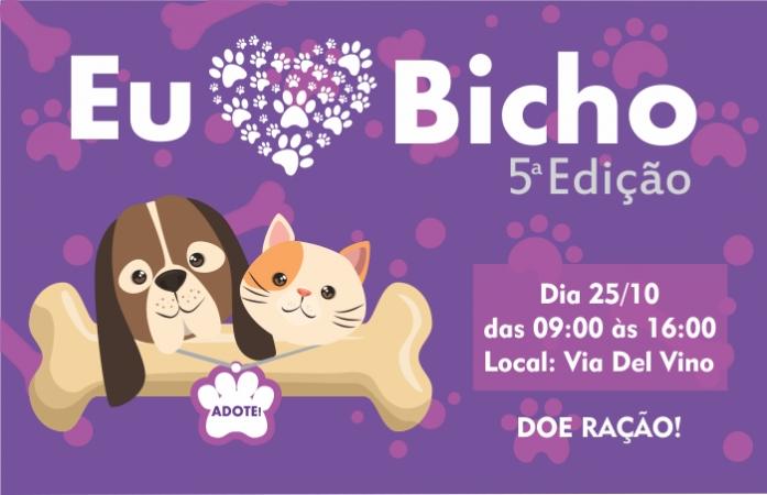 """""""Eu Amo Bicho"""" realiza mais uma edição este ano em Bento"""