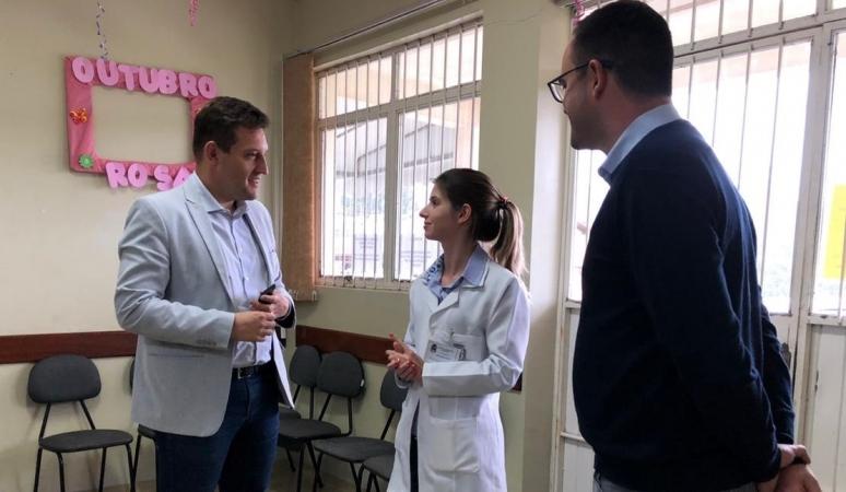 UBS Maria Goretti em Bento recebe habilitação para Estratégia da Saúde da Família