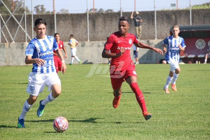 Esportivo perde para o Inter no jogo de ida da semifinal do Estadual Sub-15