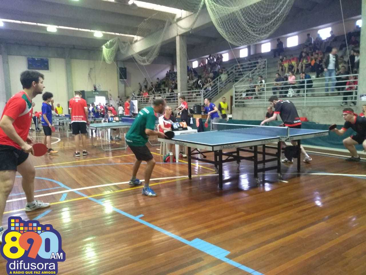 Colégio Sagrado Coração de Jesus recebe Grand Slam de Tênis de Mesa