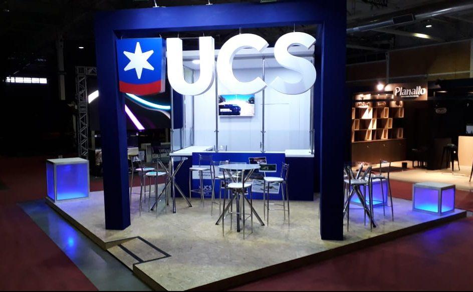UCS participa da 31ª edição da Festuris em Gramado
