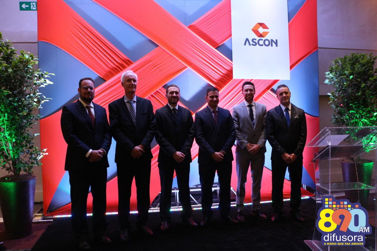 Milton Milan toma posse como novo presidente da Ascon Vinhedos