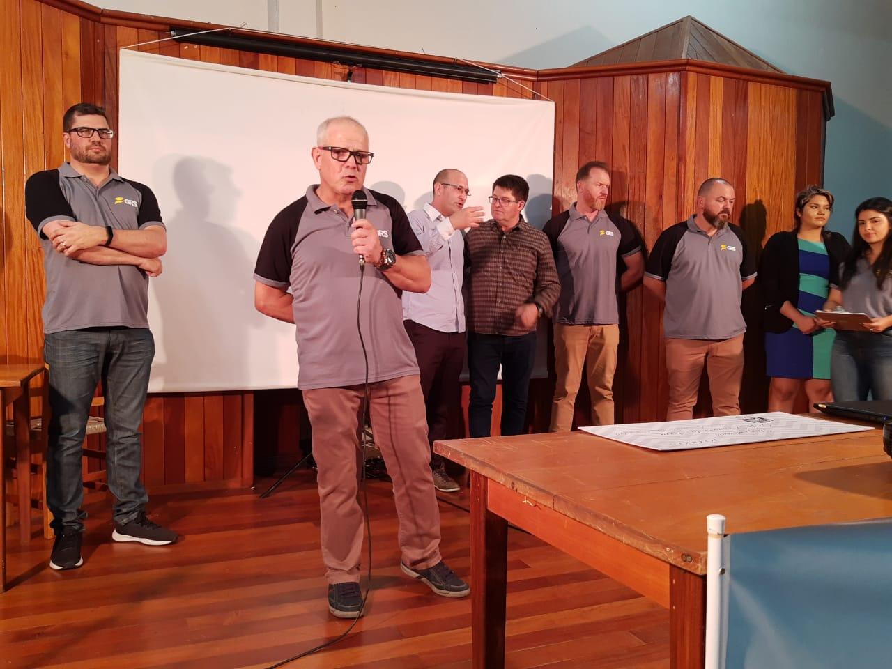 1° Jantar da Comunidade do Grupo Renascer da Serra é realizado em Bento