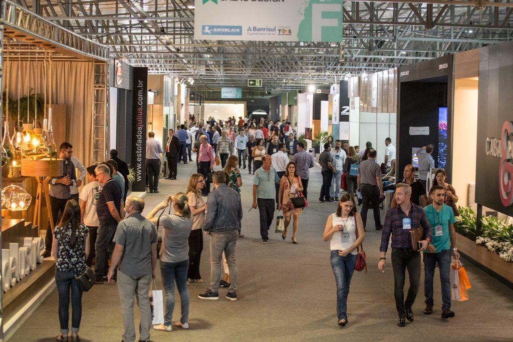 Movelsul Brasil 2020: faltam três meses para a grande feira do setor moveleiro