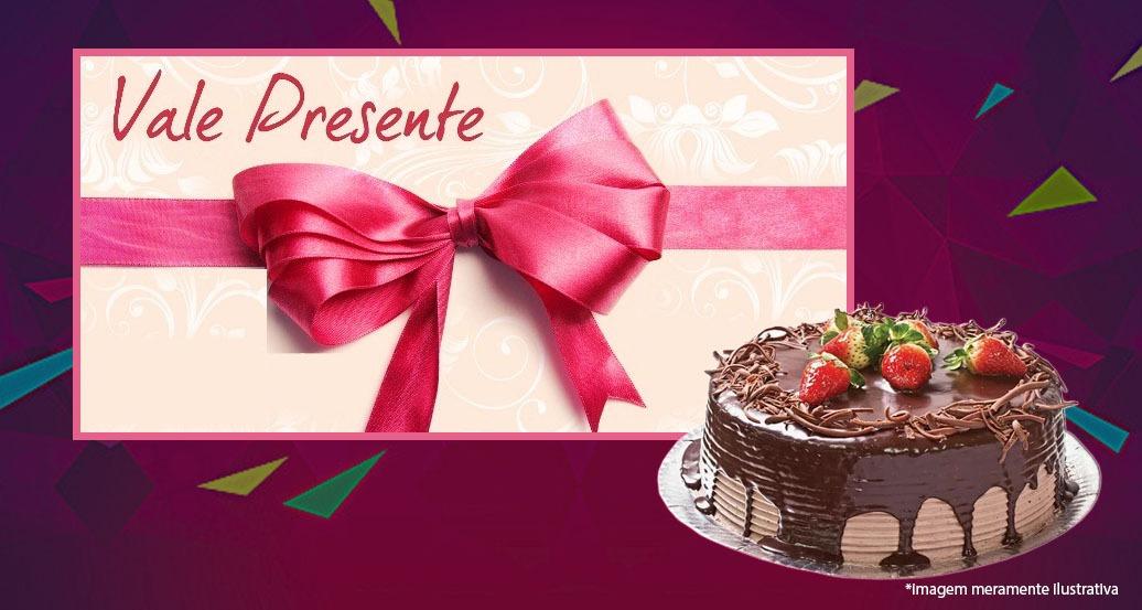 Sorteio: concorra a um vale compras do Mundo do Presente e uma torta da Padaria e Confeitaria Silvestre