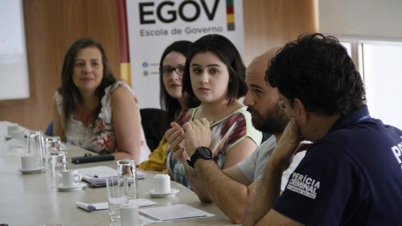 Implantação da Rede de Escolas de Governo avança no Estado