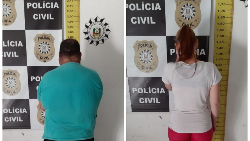 Dupla é presa por tráfico de drogas em Gramado