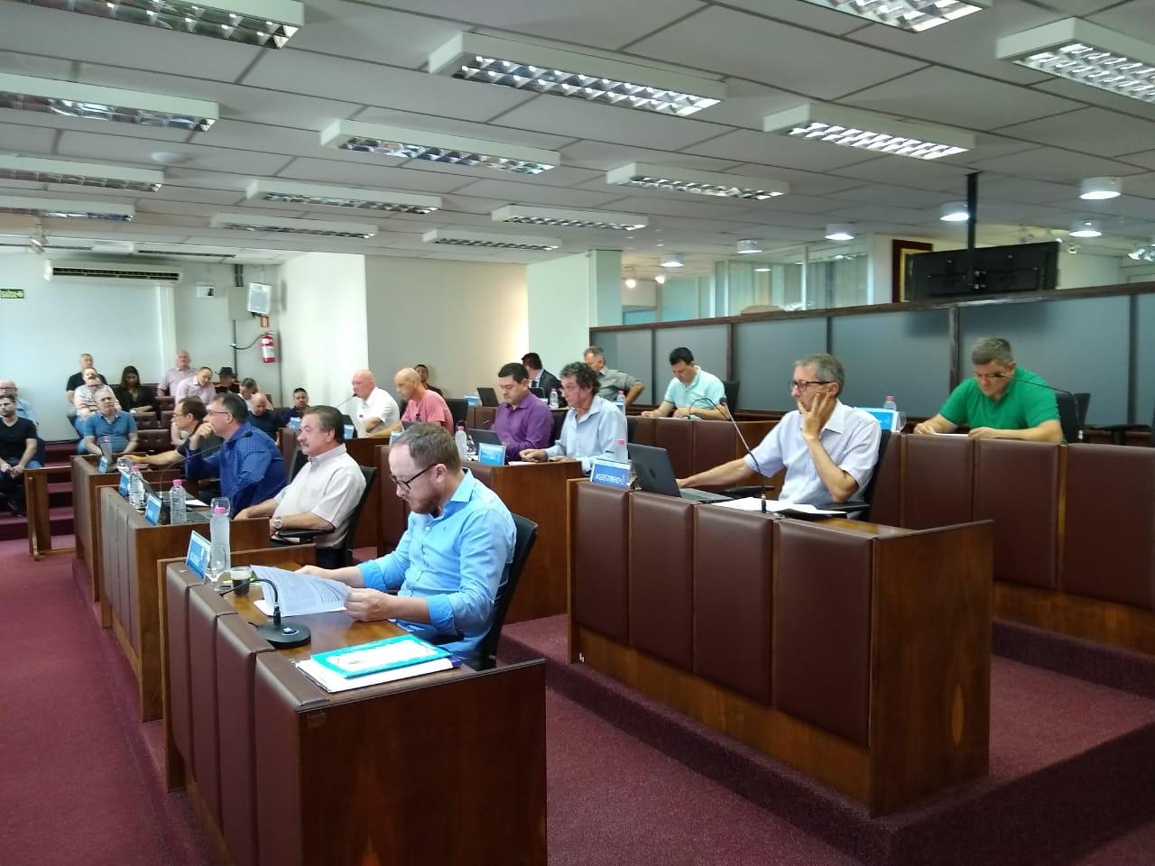 Câmara de Bento aprova 21 projetos em sessão ordinária - Difusora