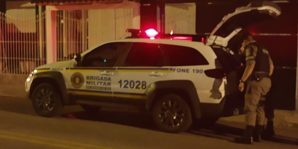 Indivíduo é detido após tentativa de roubo a pedestre no Aparecida em Bento