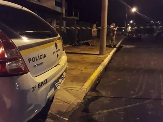 Homem mata a namorada e o tio dela em Guaporé