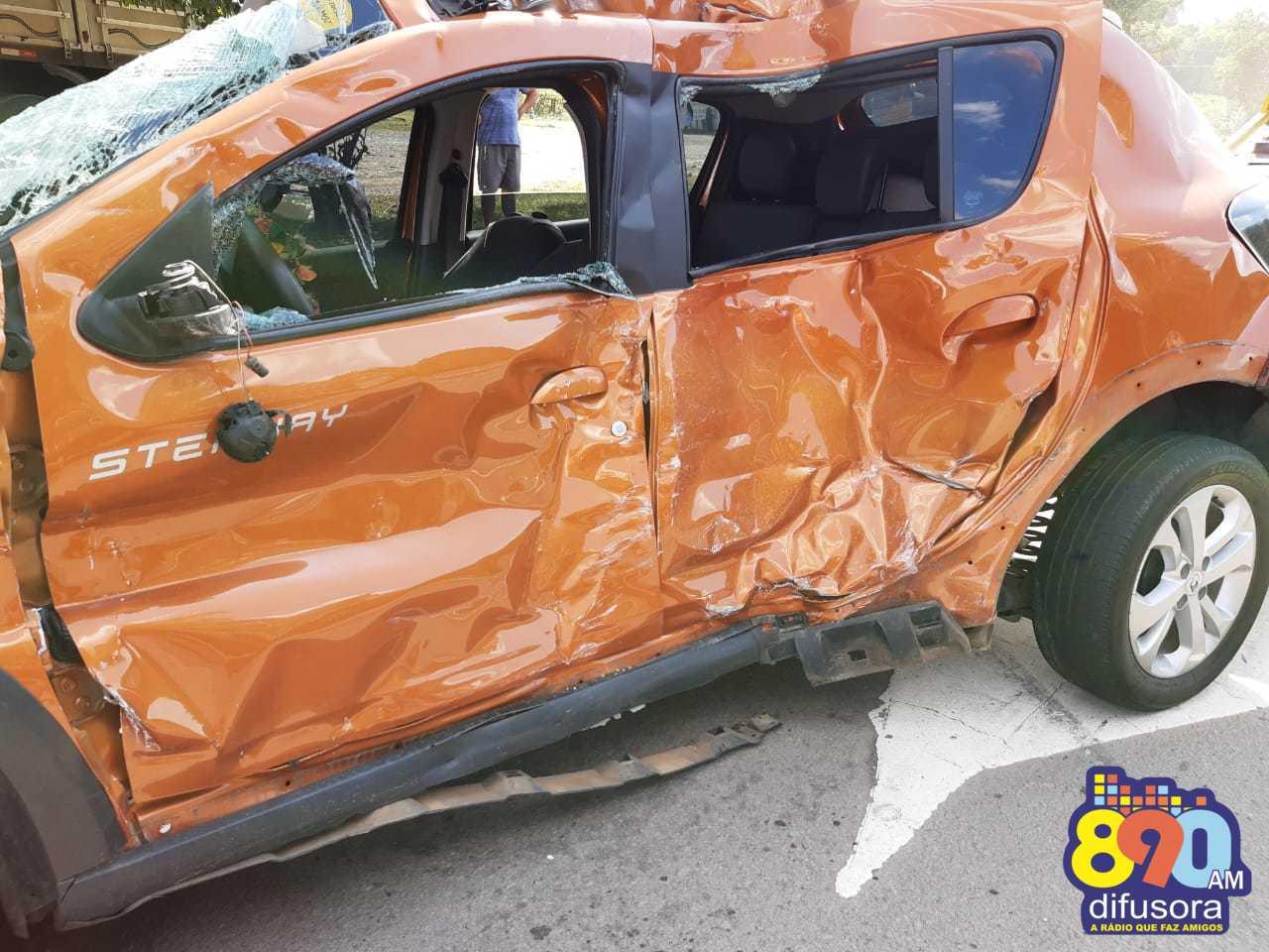 Morre no hospital vítima de acidente no Trevo do Barracão entre Bento e Farroupilha