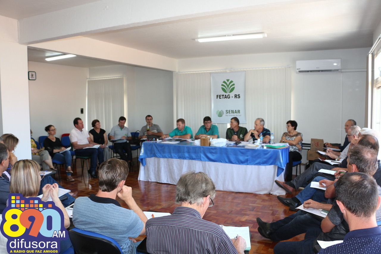 Regional Serra da Fetag faz balanço das ações em prol do agricultor em 2019