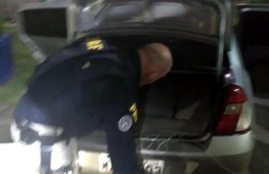 PRF apreende mais de 300 kg de maconha e skank no RS