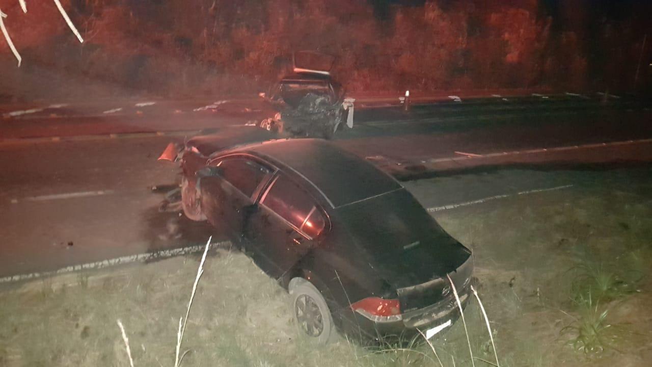 Acidente entre dois veículos na RSC-453 em Caxias deixa feridos