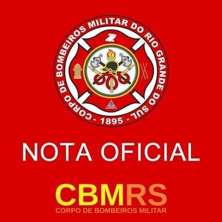 Corpo de Bombeiros emite nota oficial sobre e-mails falsos em nome da instituição