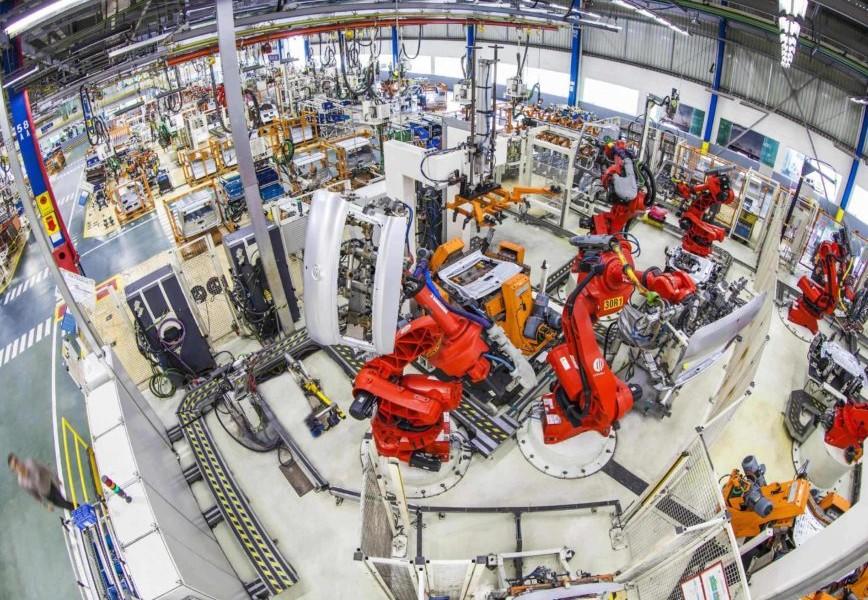 Confiança do industrial gaúcho fecha o ano em alta