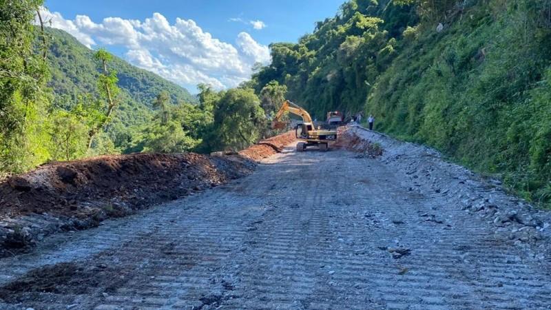 Nova Roma do Sul: ERS-448 terá trânsito bloqueado a partir de quinta-feira, dia 14