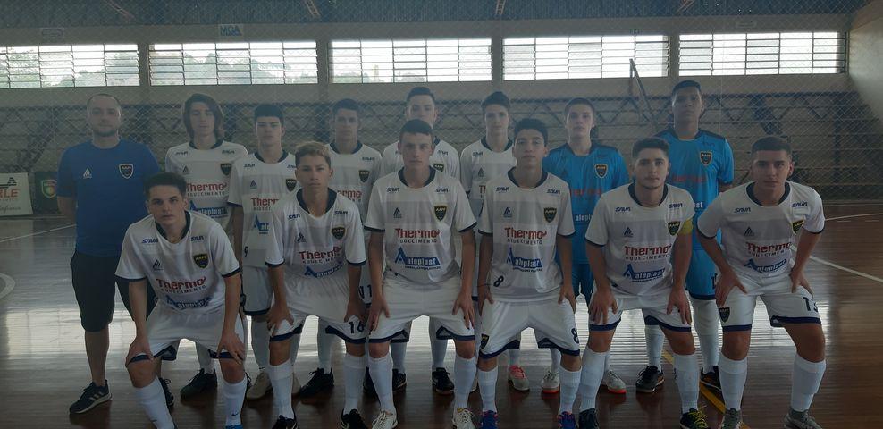 AAPF realiza peneira para atletas sub-15 e sub-17 em Bento